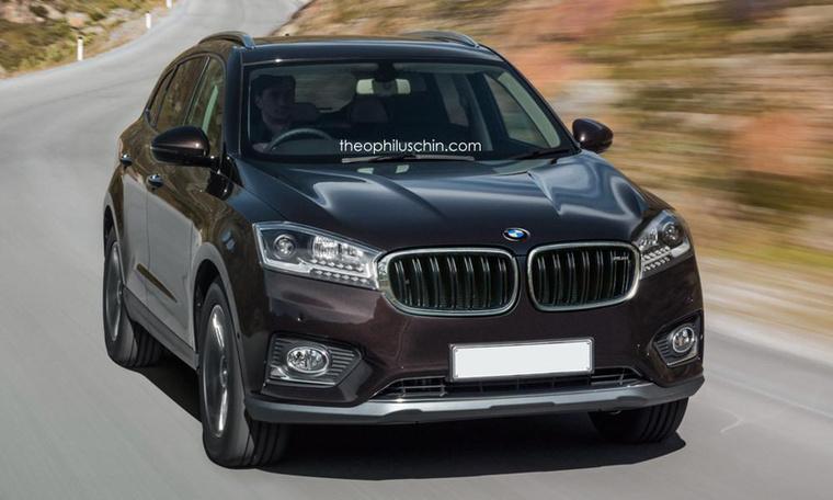 A BMW maszk gyanúsan jól áll - jobban, mint sok gyári BMW-nek