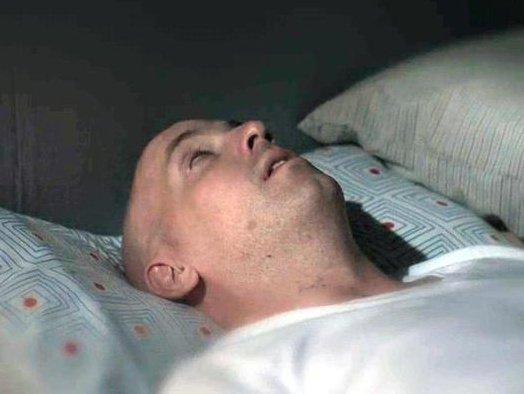 hogy lefogy alvás közben