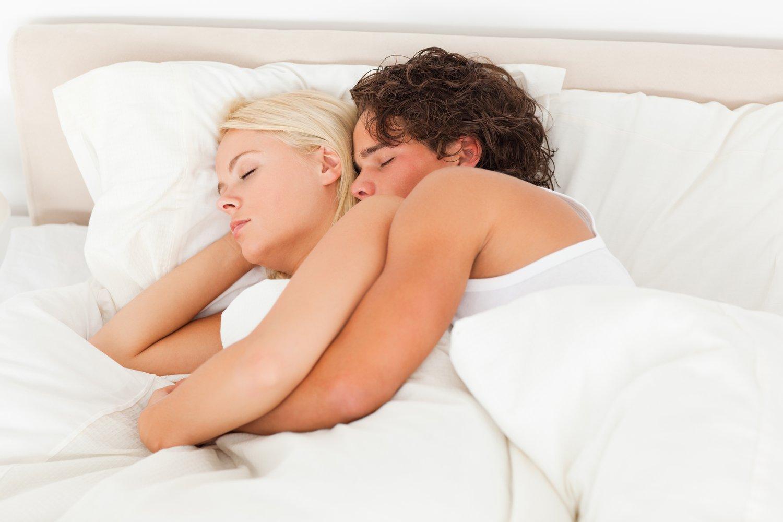 lefogy vagy hízik alvás közben