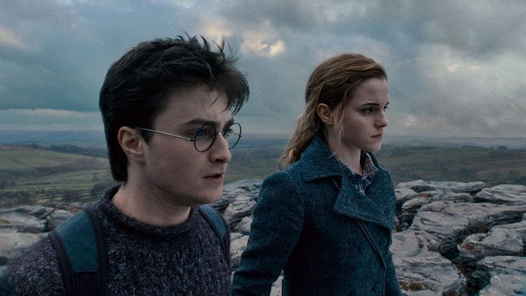 A nyolc mozifilmben Danel Radcliffe volt Harry, Hermione pedig Emma Watson