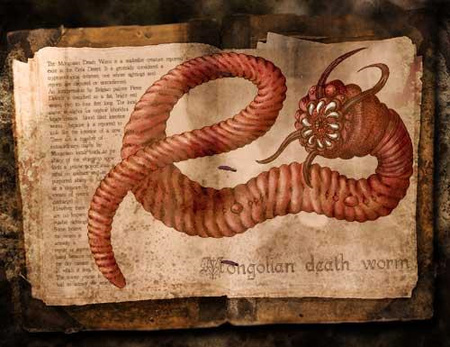 Mongol halálféreg – Wikipédia