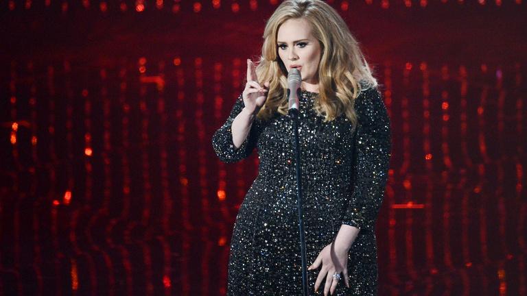 A hét lemeze: Adele