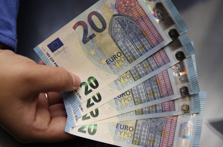 20 Eurós bankjegy