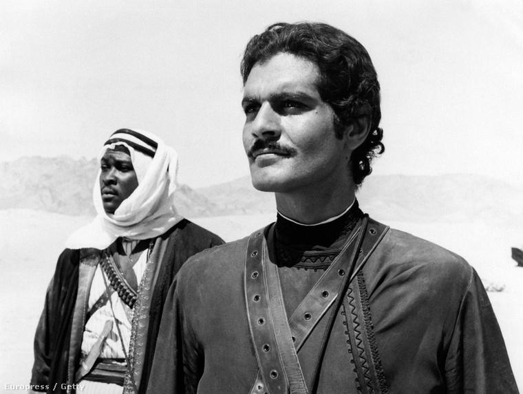 Omar SharifJúlius 10-én hunyt el az egyiptomi származású Omar Sharif, akinek a legnagyobb sikerű filmszerepe valószínűleg a Doktor Zsivágó volt