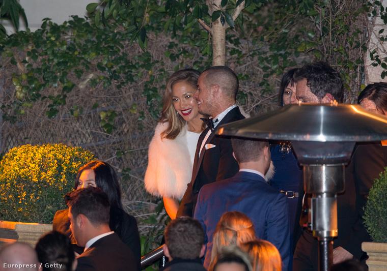 """""""Ó, hát ez egy igazán feledhetetlen, varázslatos este volt!"""" - Jennifer Lopez"""