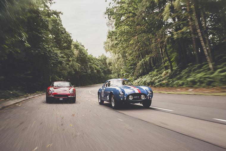 Ferrari 250 TDF és 275 GTB