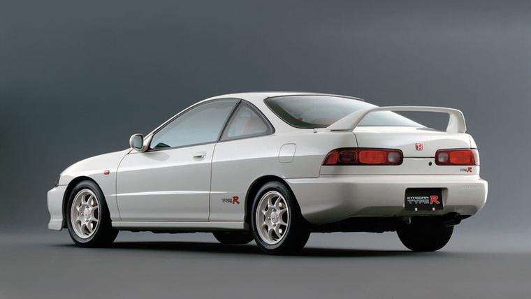 Igen, megint egy Honda, de az Integra Type-R nem maradhat le a listáról