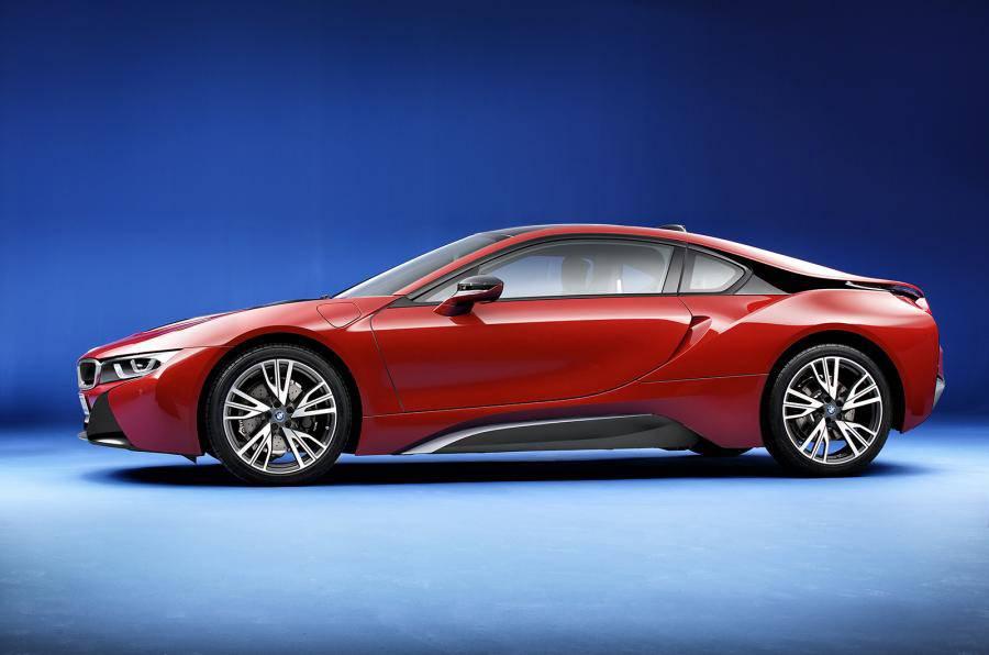 Totalcar - Magazin - Egyedi i8-szériákkal készül a BMW b7aea49bd0