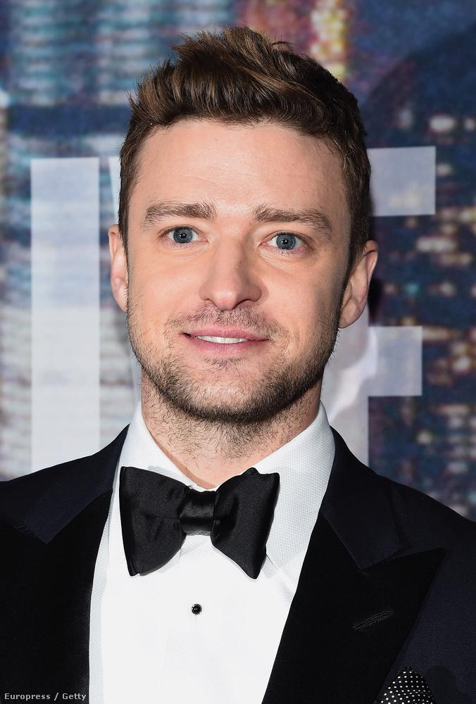 Sőt!Még Justin Timberlake is ott volt a virtuális stáblistán.