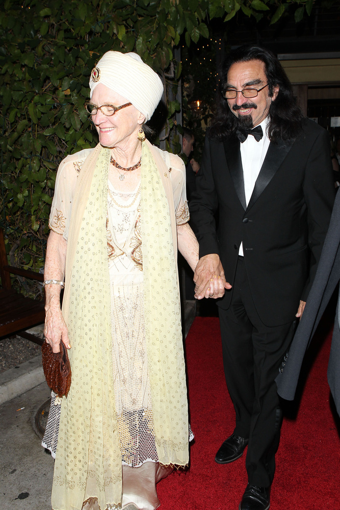 George DiCaprio és felesége, Peggy Ann Farrar