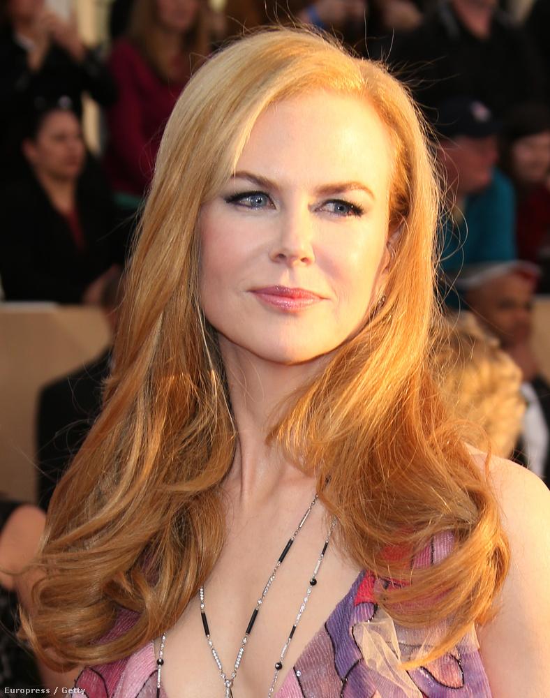 Nicole Kidmannek is jól álltak.