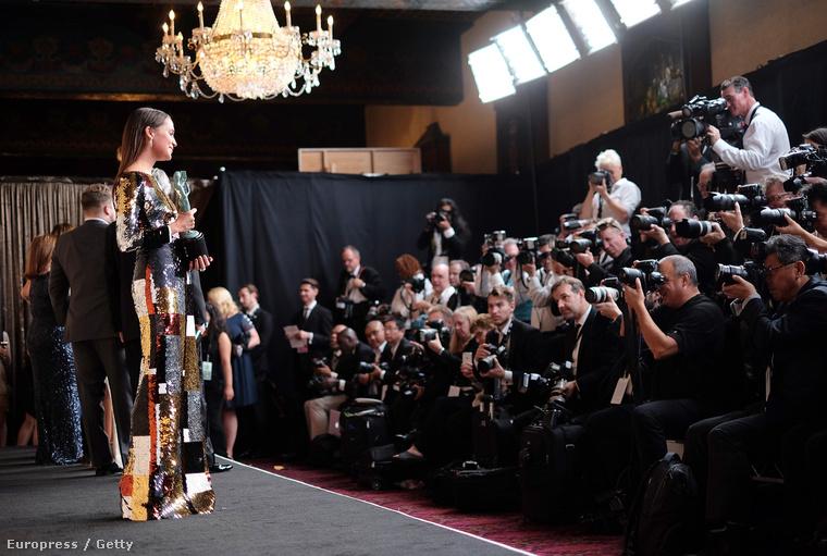 Screen Actors Guild Awards, ragyogó jelenés.