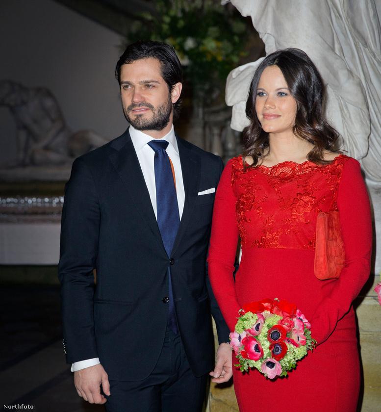 Mellette a férje, Károly Fülöp herceg