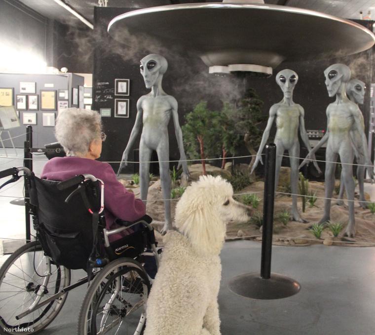 Rosswellben az UFO-kat is megcsodálták.