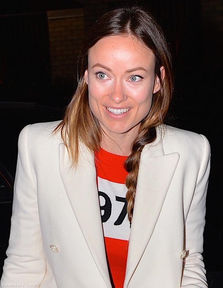A színésznő az Actors' Choice gáláján vett részt hétfőn este, viszonylag minimál külsővel.