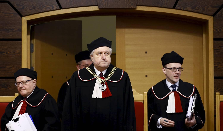 Index - Külföld - Aláássa a demokráciát a lengyel alkotmánybíróság  korlátozása