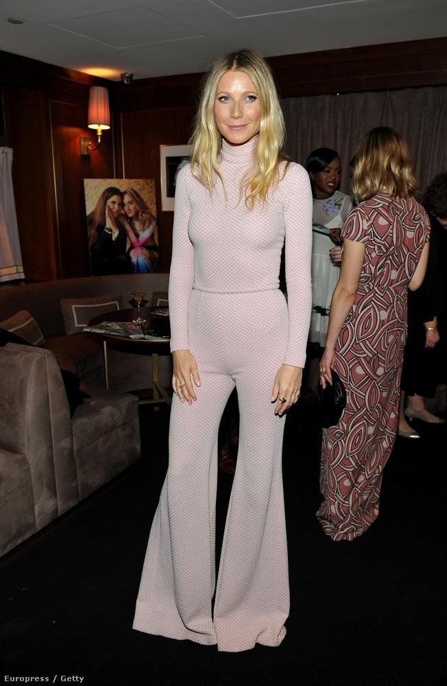 A 43 éves Gwyneth Paltrow is azon színésznők közé tartozik, akik életmódtanácsadóvá váltak az évek során, és szupertermészetes kozmetikumokat adnak el más embereknek.