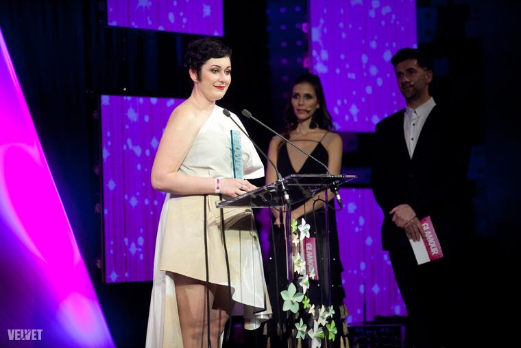Az év hősnője díjat Kaufer Virág kapta