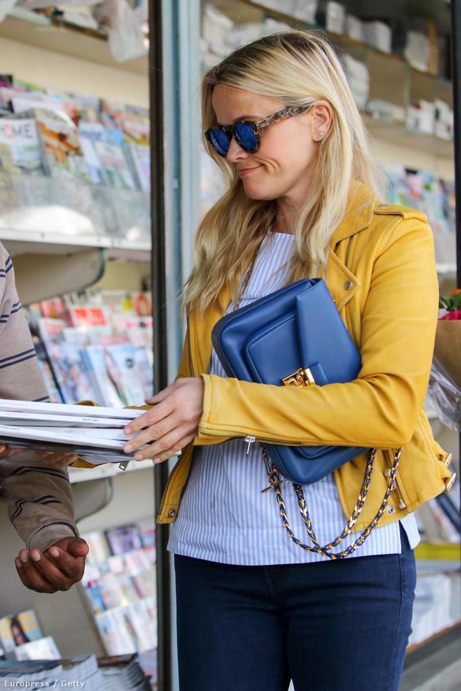 Reese Witherspoon március 22-én negyven éves lett, ami jó alkalom arra, hogy végiggondoljuk, milyen érdekes személy ő, és mennyi mindent csinált már eddig is