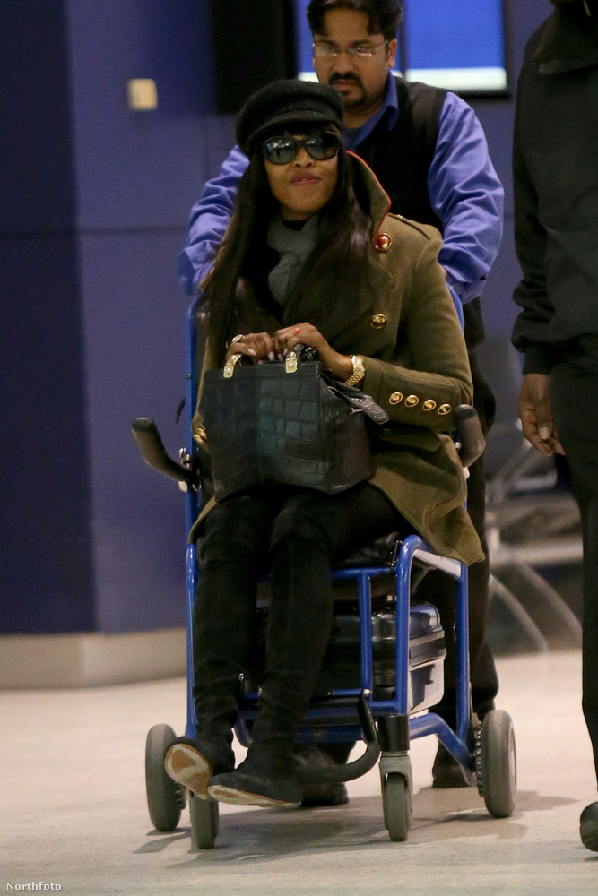 A New York-i reptérre érkező egykori szupermodell neve mellett még soha nem hangzott ilyen fájón, mégis relevánsan az egykori jelző