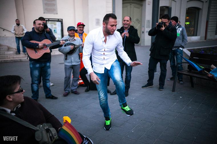 Volt tánc
