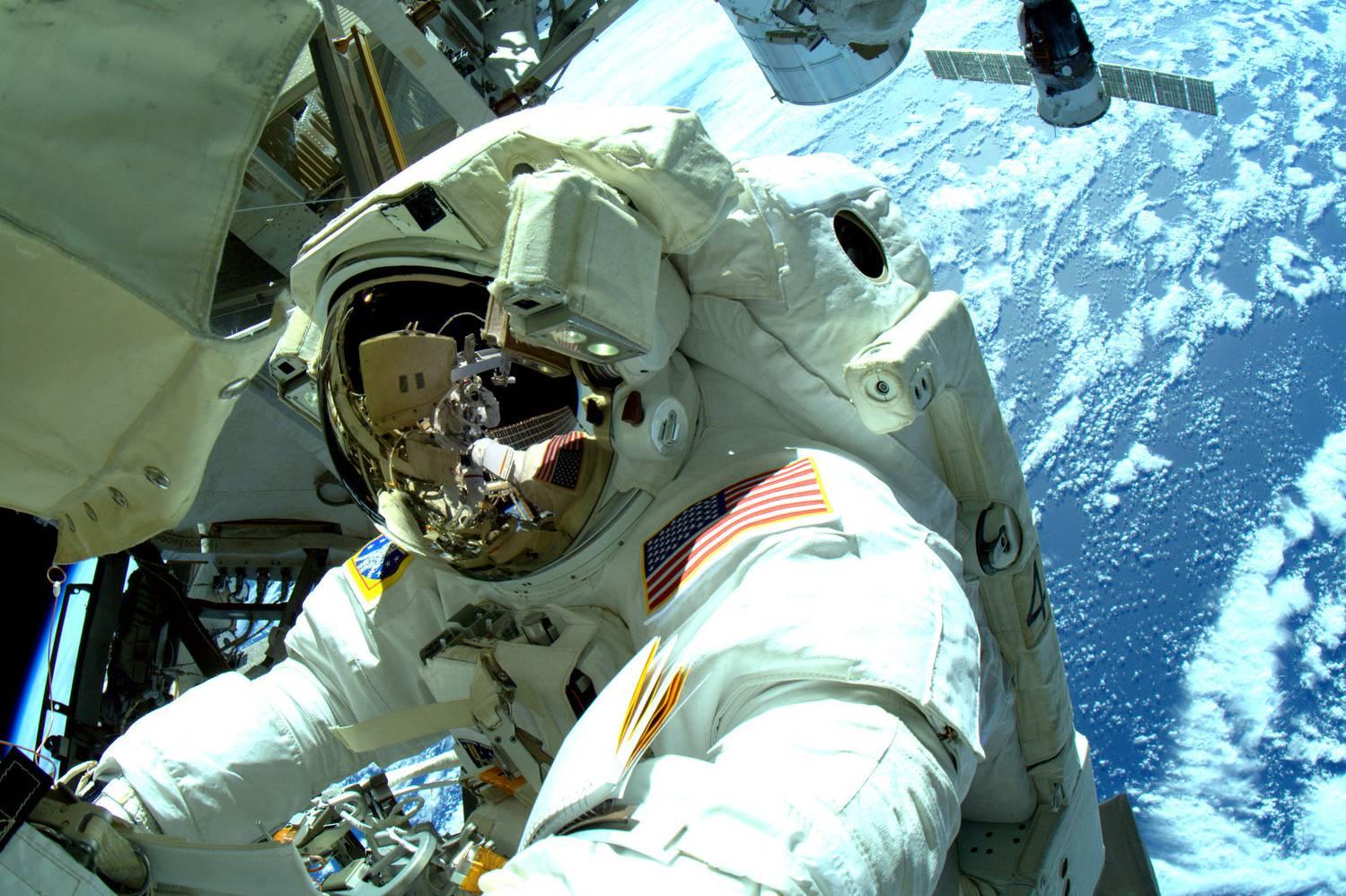 az űrhajósok látásának helyreállítása