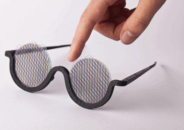Napszemüveg zenehallgatáshoz!