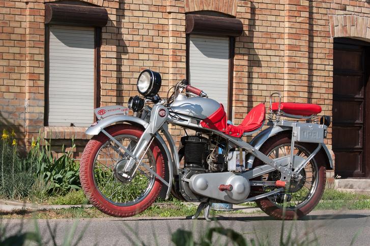 totalbike tesztek veter n opel motoclub 500 t 1928. Black Bedroom Furniture Sets. Home Design Ideas