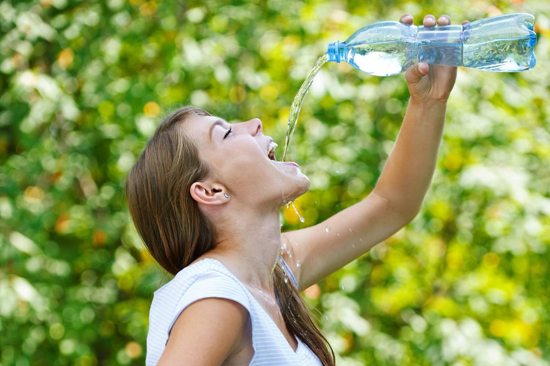 a visszér sok vizet igyon