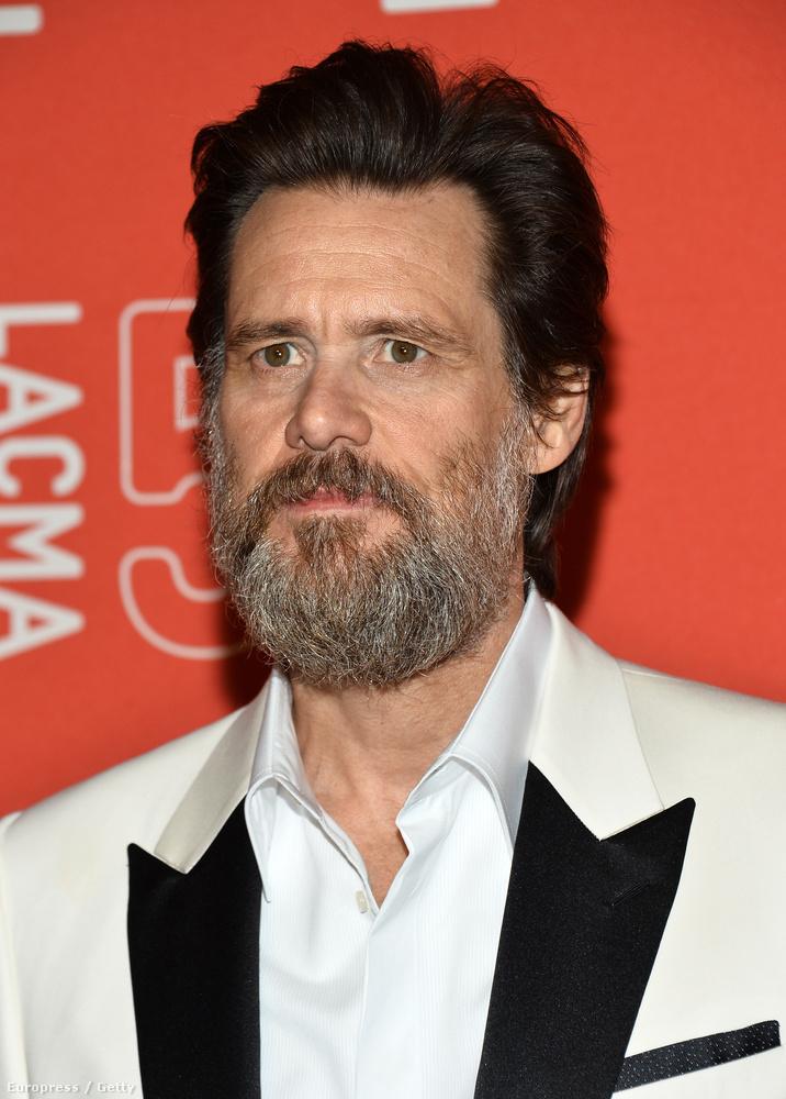 Jim Carrey jó ideig kedélyjavítókon élt, de ma már letette az összes gyógyszert és alkoholt, állítólag még a kávét is kerüli