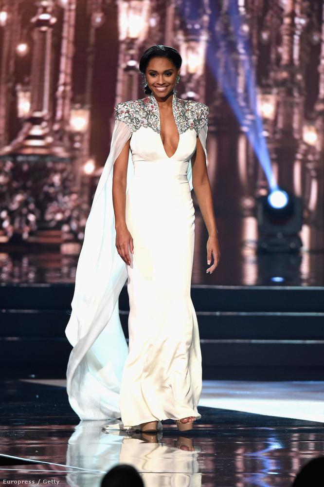 Miss Georgia, civilben Emani Davis