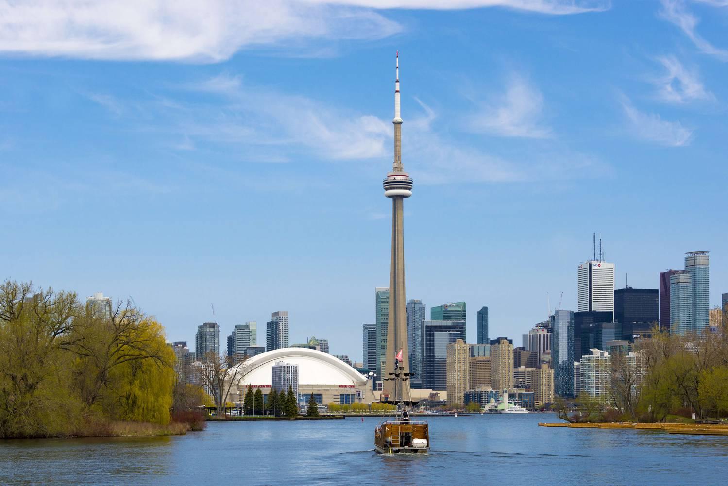 Index - Tech - Negyven éve áll a betontű Toronto szívében