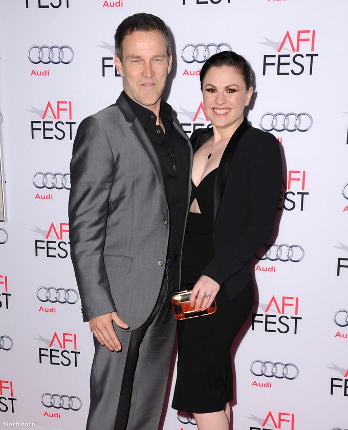 A True Blood közismert párosának kapcsolata a sorozatban nem sült el valami jól, ám Stephen Moyert és Anna Paquint mit sem zavarta a forgatókönyv