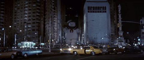 Habcsókember New Yorkban.