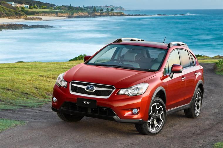 Subaru XV                         Kevés Subaru láttán jut eszünkbe a szép szó, de a karakteresség elvitathatatlan a márkától