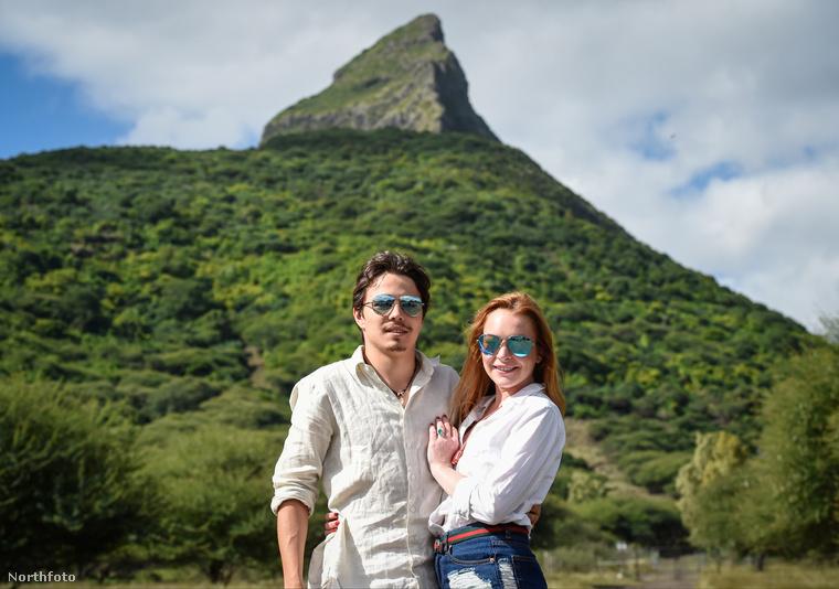 Lindsay Lohan és Egor Tarabasov közel egy éve vannak együtt