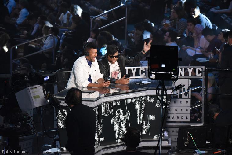 A kultikus zenecsatorna, az MTV minden évben megrendezi a legjobb videoklipek díjkiosztó gáláját