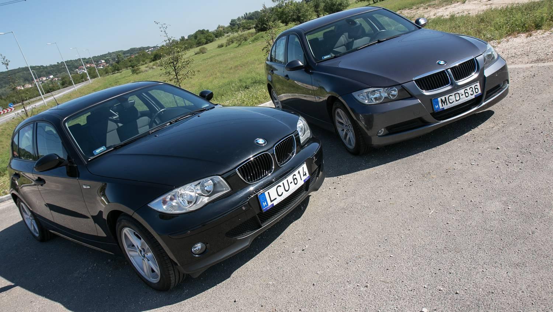 Totalcar Tesztek Használtteszt Bmw E90 320d 2007 Lexus
