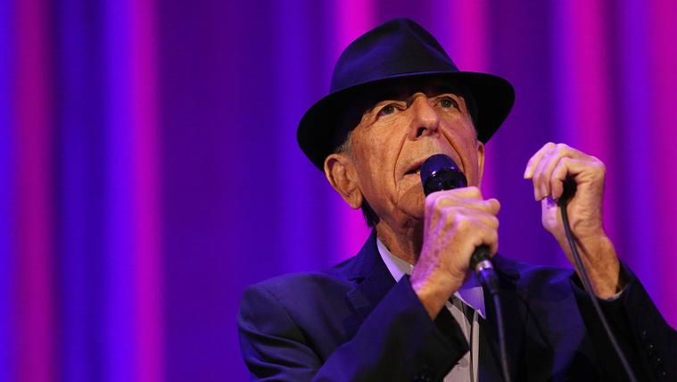 Leonard Cohen készen áll a halálra