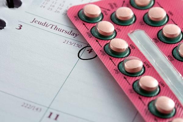 zsírégető és pilule fogamzásgátló