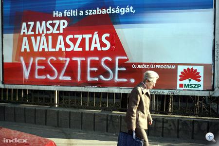 mszp valasztas plakat 2010