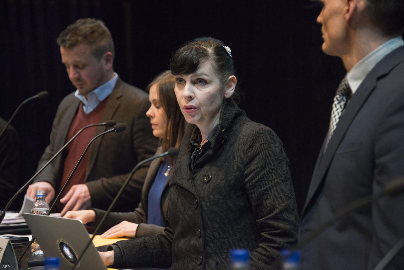 Kalózpárti hekker-költőnő lehet a miniszterelnök Izlandon