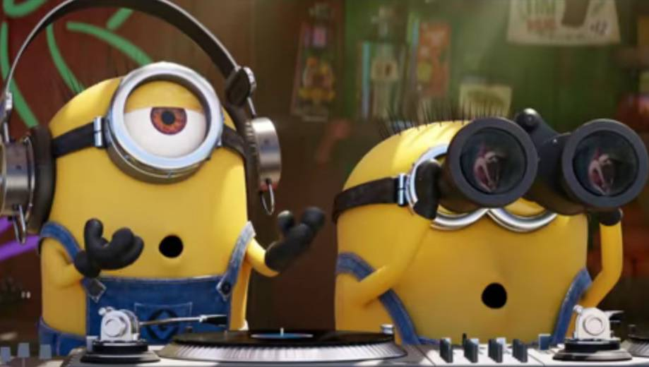 Despicable me 3 stream