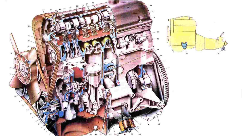 Устройство передней оси и рулевого управления