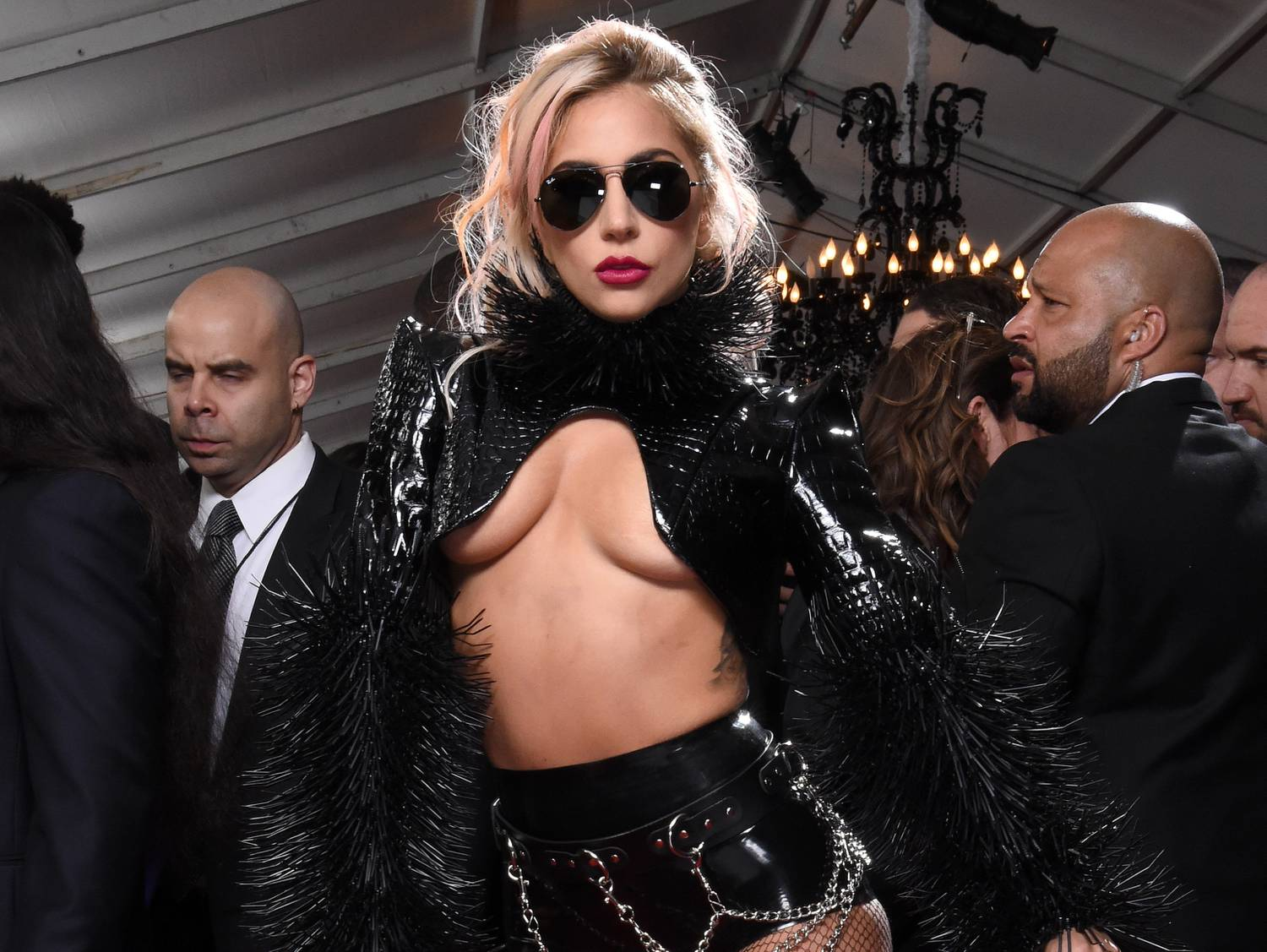 Lady Gaga was close to a decision on the Grammy record for tastelessness