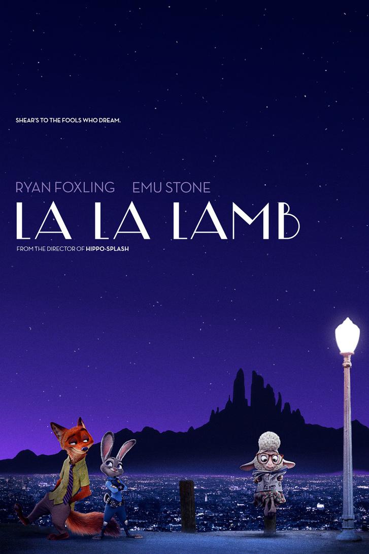 zootopia la la lamb - publicity - embed