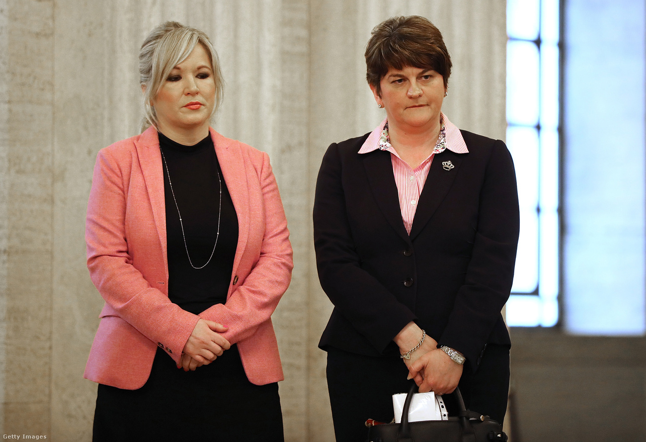 A brexiten áll vagy bukik Észak-Írország sorsa