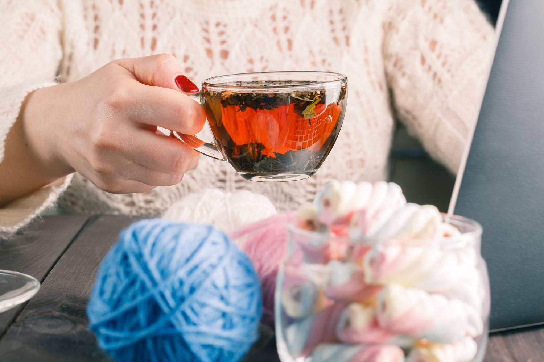 zhena fogyás tea