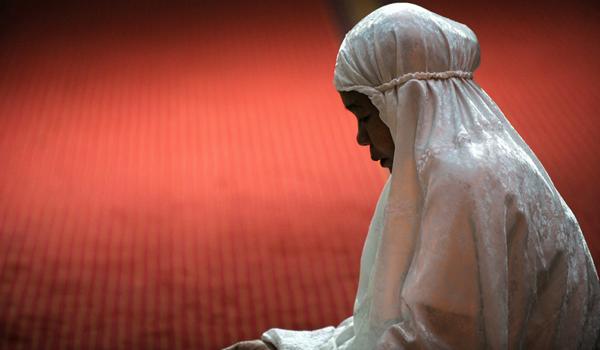 Iszlám fogyni, Hogyan kell fogyni egy iszlám országban