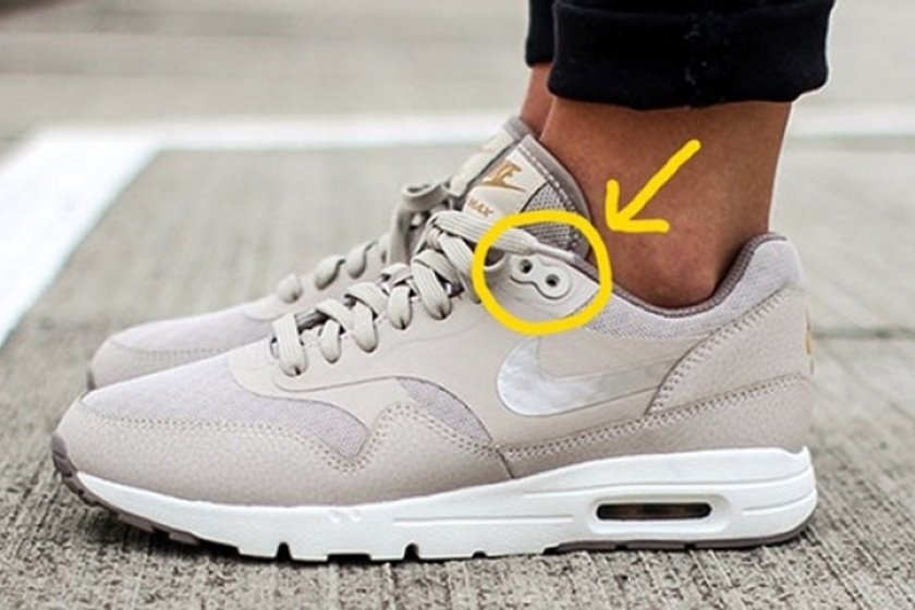 Te sem tudod, mire való a két lyuk a sportcipődön? Pedig